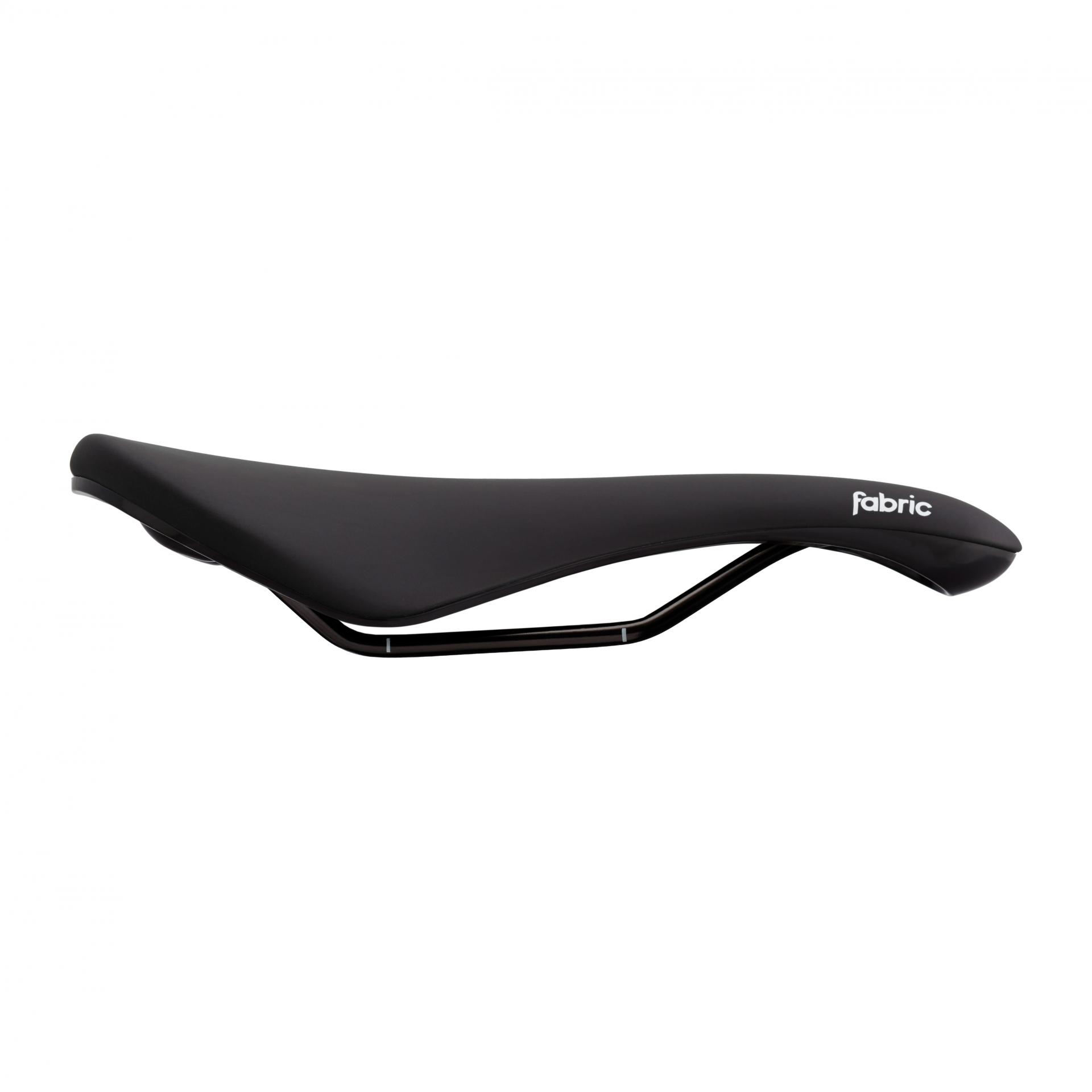 Selle Fabric Scoop Sport Radius 142 mm Noir/Noir