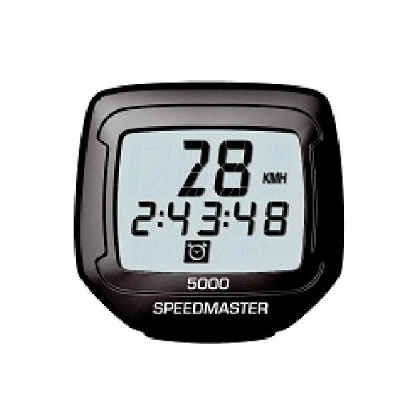 Compteur Sigma Speedmaster 5000 5 fonctions avec fil