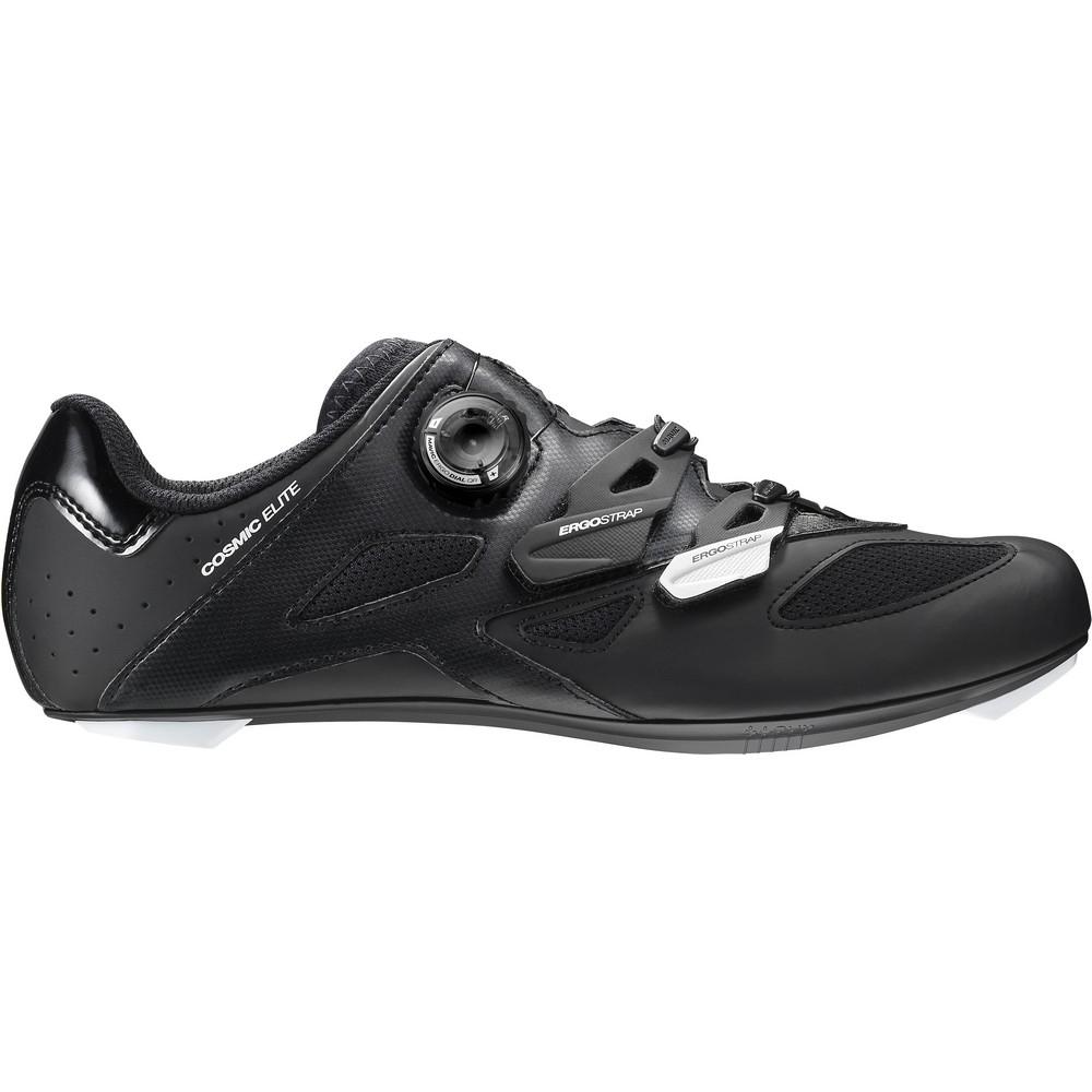 Chaussures Mavic Cosmic Elite Noir/Blanc/Noir - 42 2/3