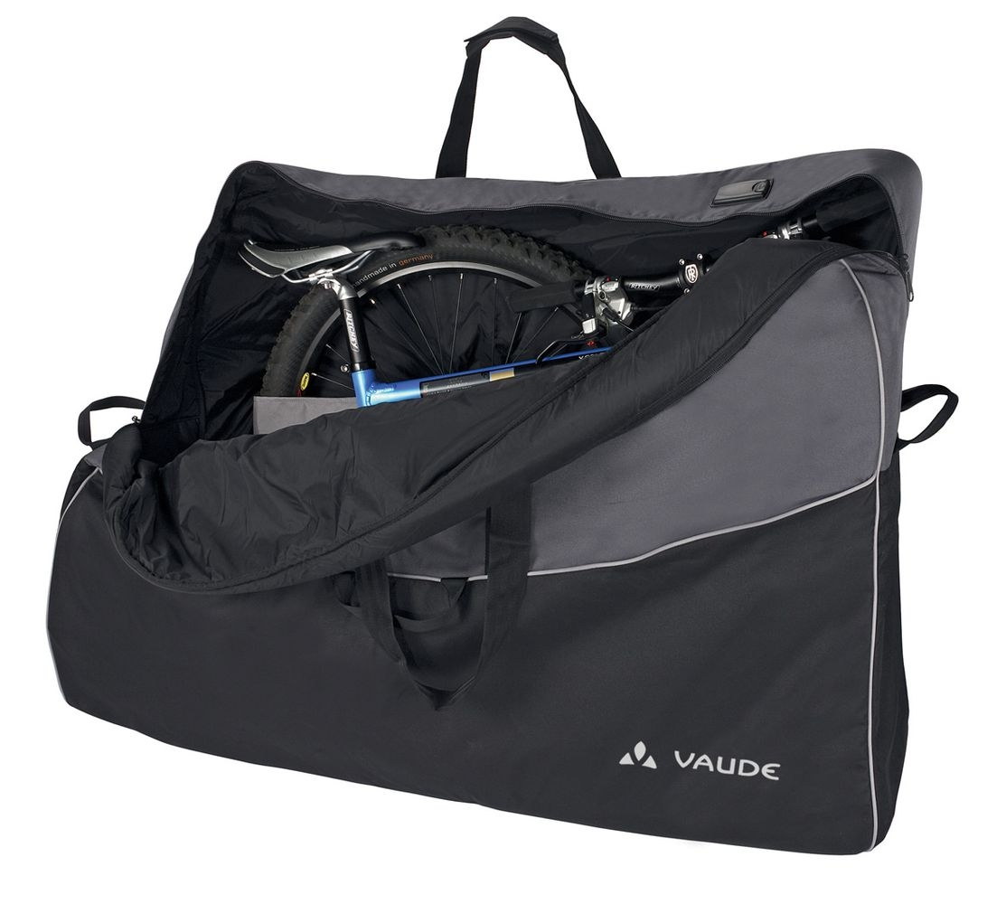 Sac de transport vélo Vaude Big Bike Bag Pro Noir/Anthracite