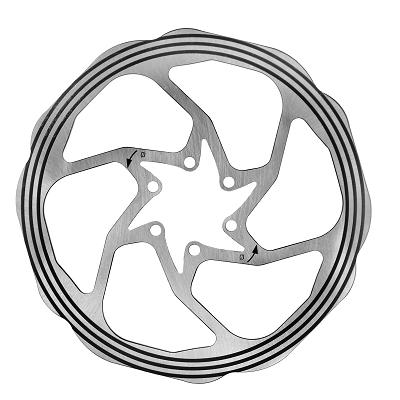 Disque de frein WTP Pro 160 mm 6T CNC