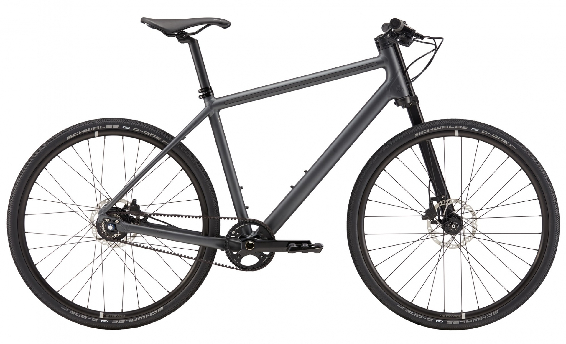Vélo urbain Cannondale Bad Boy 1 (BBQ) - L