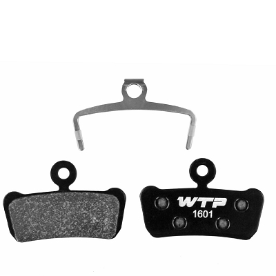 Plaquette de frein WTP Elite semi-métal comp. Avid XO Trail, SRAM Guide