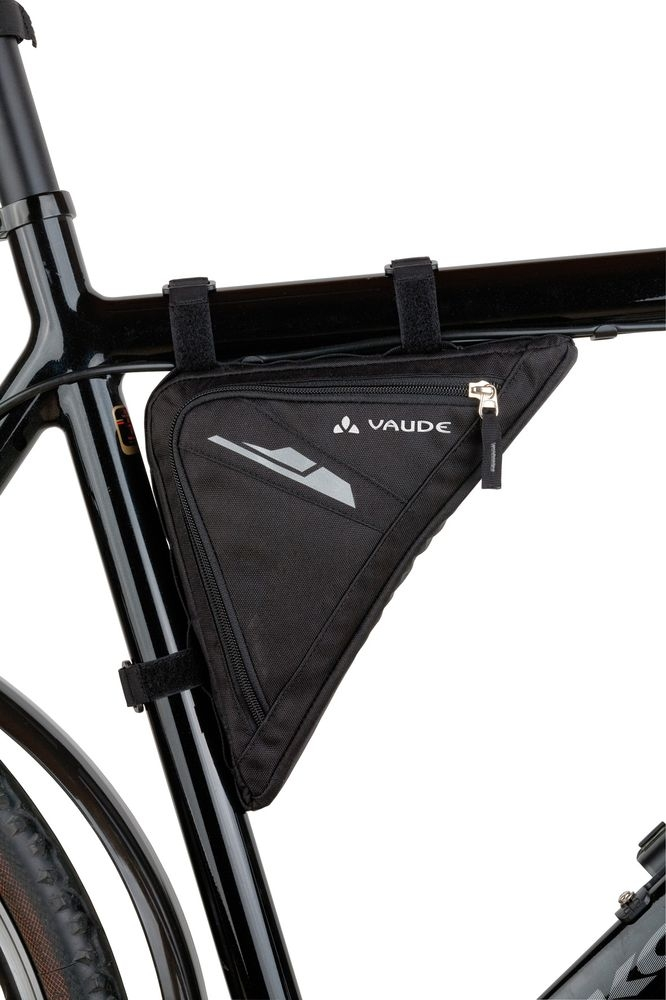 Sacoche de cadre Vaude Triangle Bag 1,3 L Noir