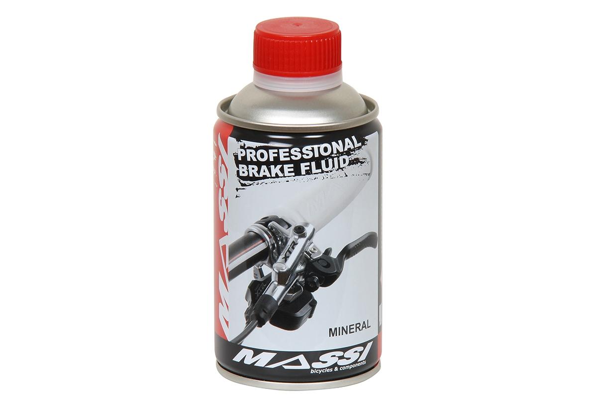 Huile minérale pour freins hydrauliques 250 ml