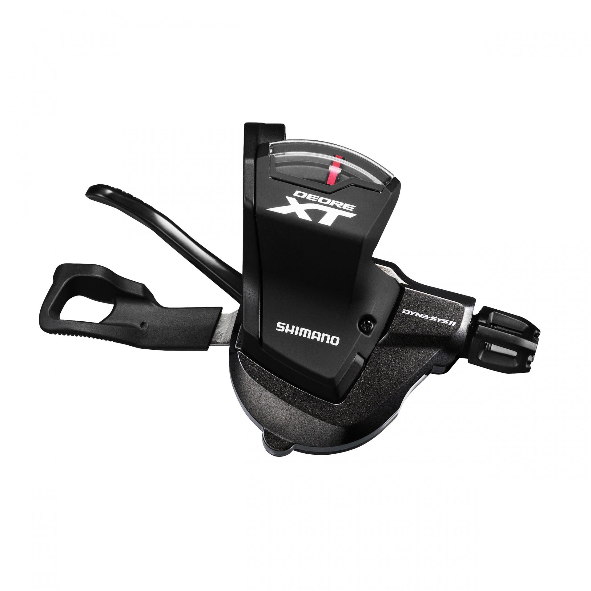 Manette de vitesses Shimano XT M8000 11V Droite Noir