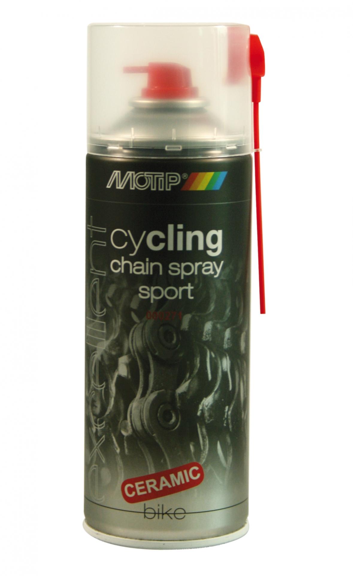 Lubrifiant MoTip pour chaîne Sport Ceramic 400 ml M000271