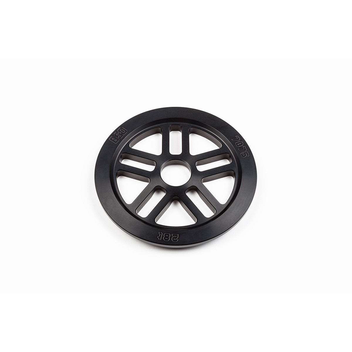 Couronne BMX BSD Guard Sprocket 25 dents Noir