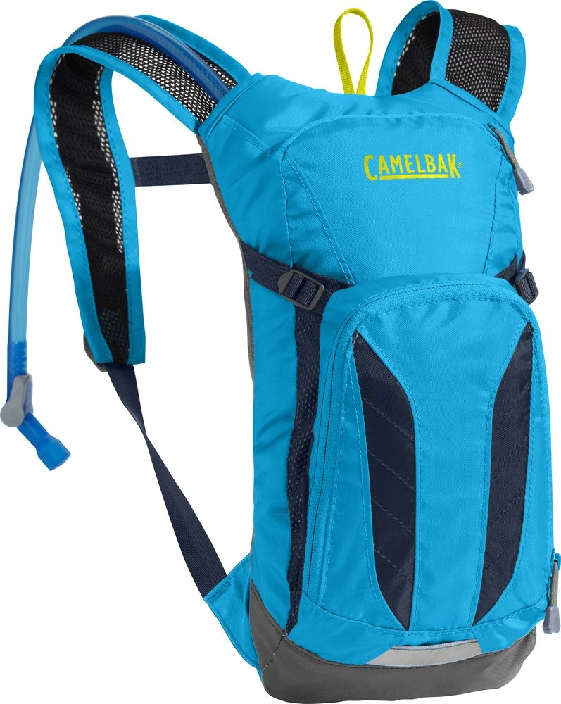 Sac à dos d'hydratation CamelBak Mini MULE Atomic Blue/Navy Blazer