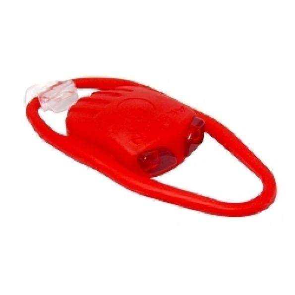 Éclairage arrière Leader rouge 2 leds