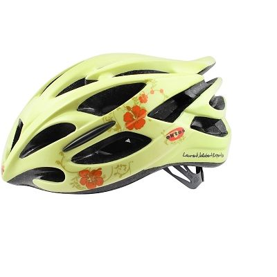 Casque vélo Oktos Triathlon Jalabert Jaune - S/M