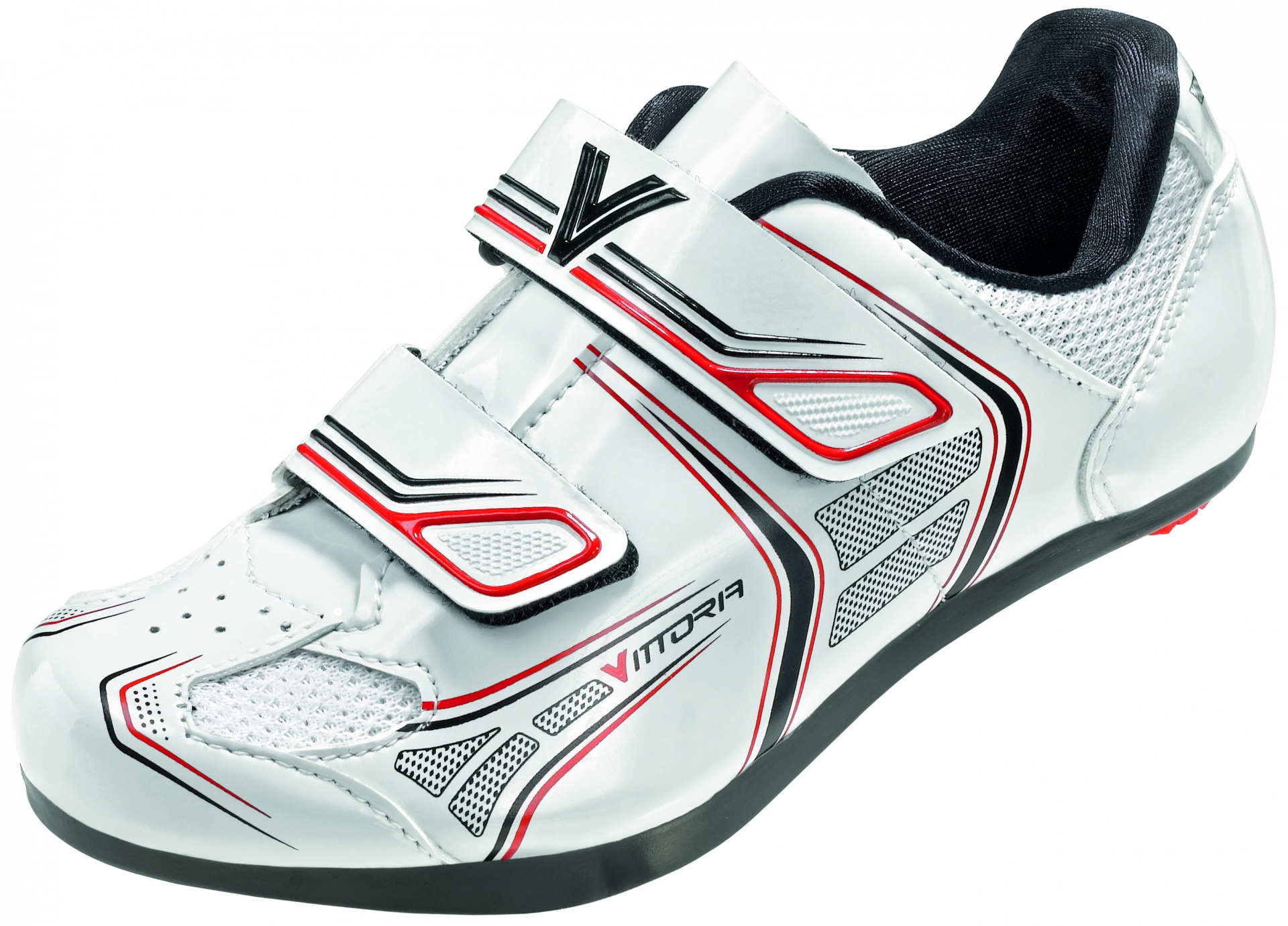 Chaussures Vittoria Twister Kid Blanc - 33