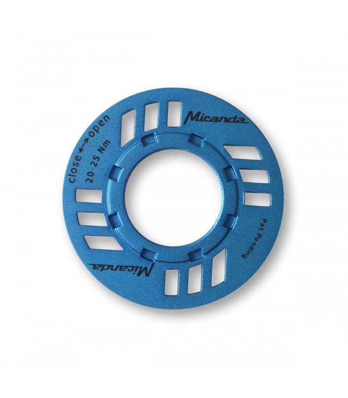 Guide-chaîne Miranda E-Chainguard Nut p. transmission Bosch Bleu
