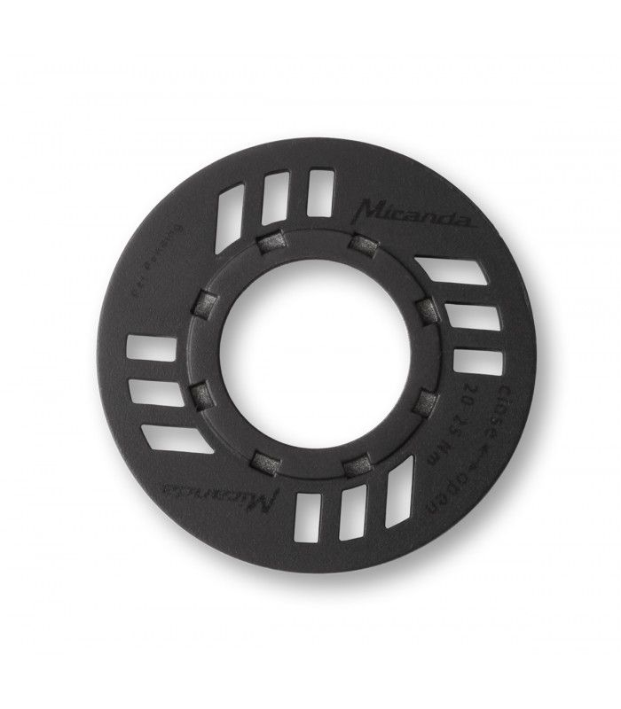 Guide-chaîne Miranda E-Chainguard Nut p. transmission Bosch Noir