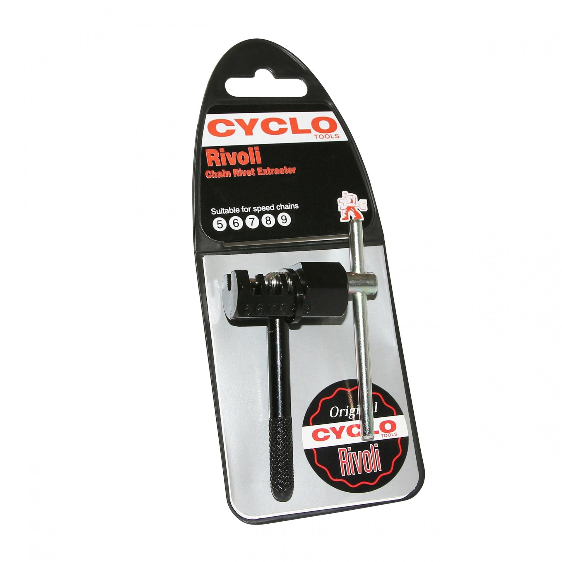 Dérive-chaine Weldtite Cyclo Rivoli 8/9 vitesses