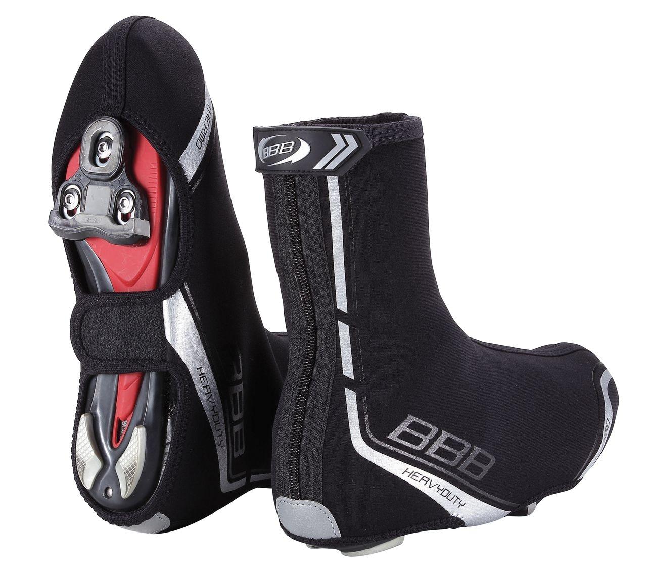 Couvre-chaussures BBB HeavyDuty OSS Noir - BWS-02B - 47/48