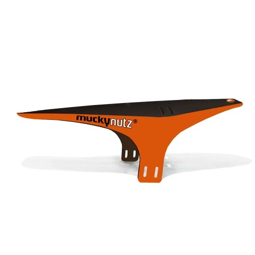 Garde-boue avant Mucky Nutz Face Fender XL Noir/Orange