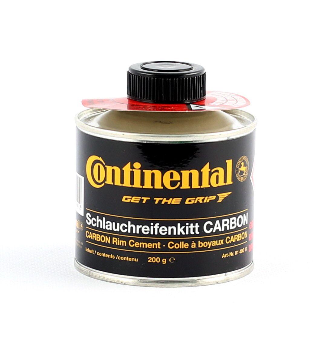 Colle à boyau Continental jante carbone 200 g