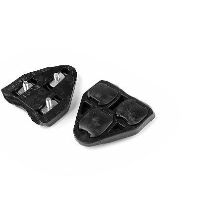 Cale auto chaussures route anti-glisse (x2) Noir