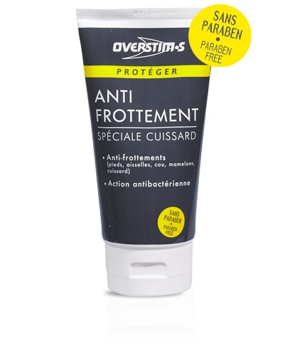 Crème protectrice Overstims Anti-frottement 150 ml