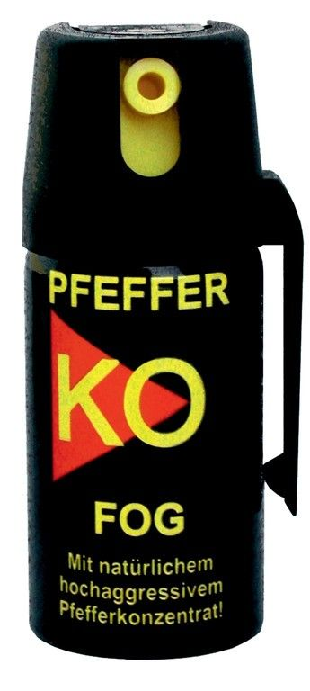 Spray de défense au poivre Ballistol FOG 40 ml