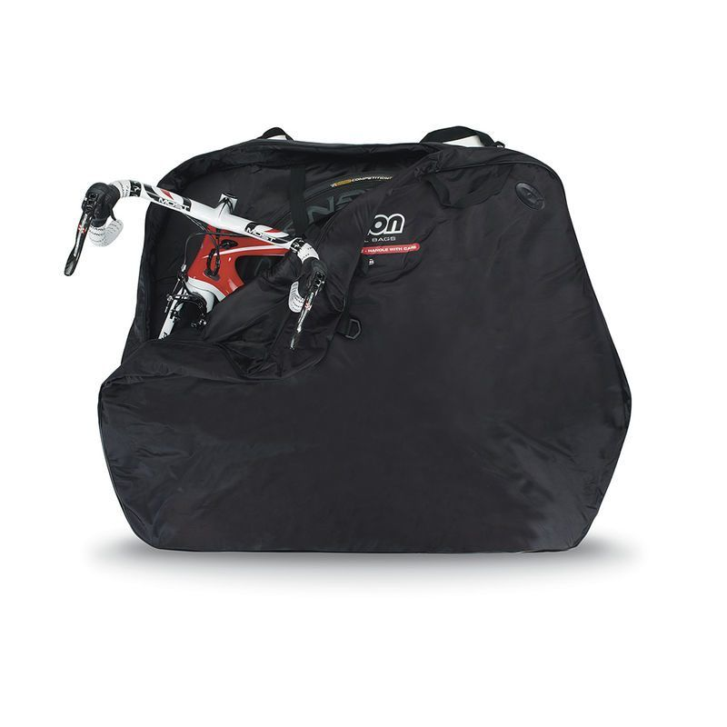 Housse porte-vélo route Sci-Con Travel Basic Bike Bag Noir