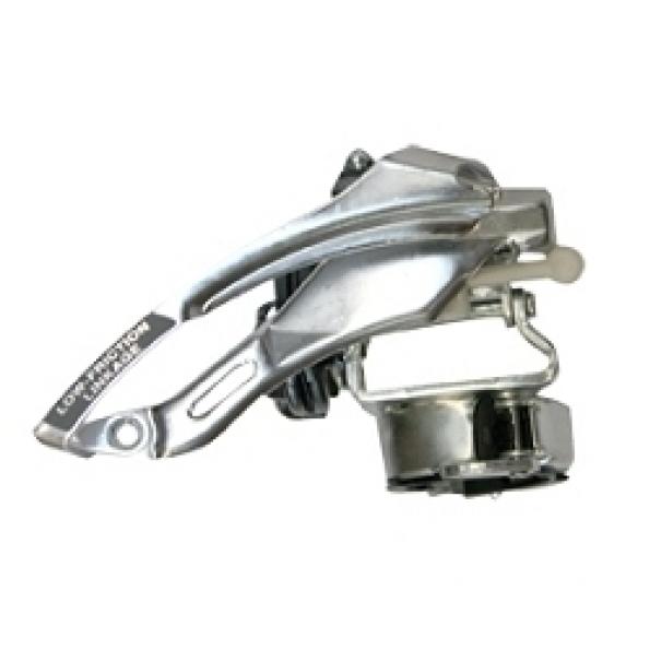 Dérailleur avant VTT Shimano C50 31,8/34,9 collier bas (tirage haut et bas)