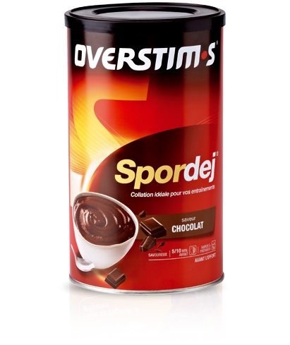 Préparation Overstims Spordej Boîte 700 g - Chocolat
