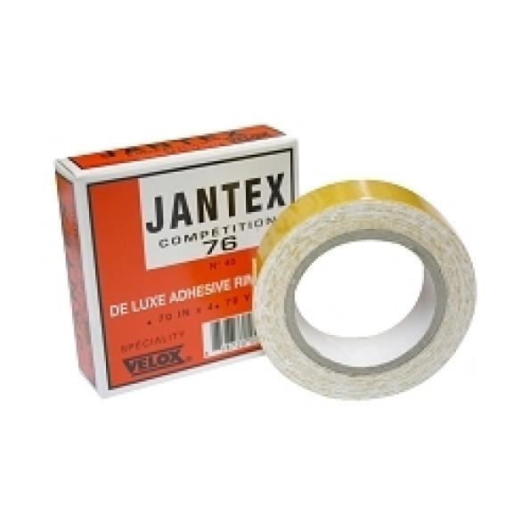 Rouleau VELOX Jantex Compétition 76 adhésif boyau sur jante alu