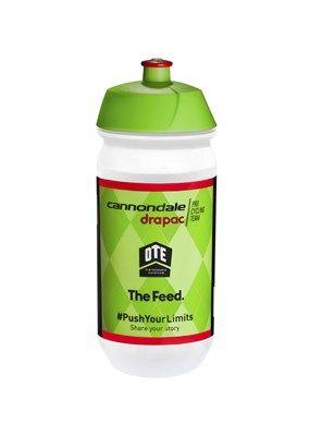 Bidon Tacx Shati équipe Cannondale Drapac 500 ml Vert