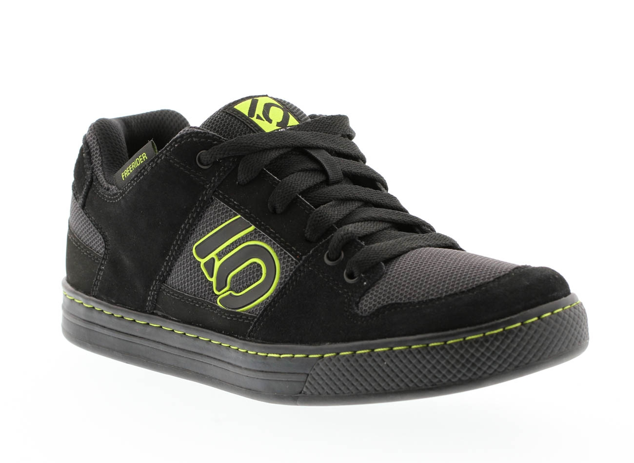 Chaussures Five Ten FREERIDER Noir/Vert Lime - UK-4.0 (37.0)