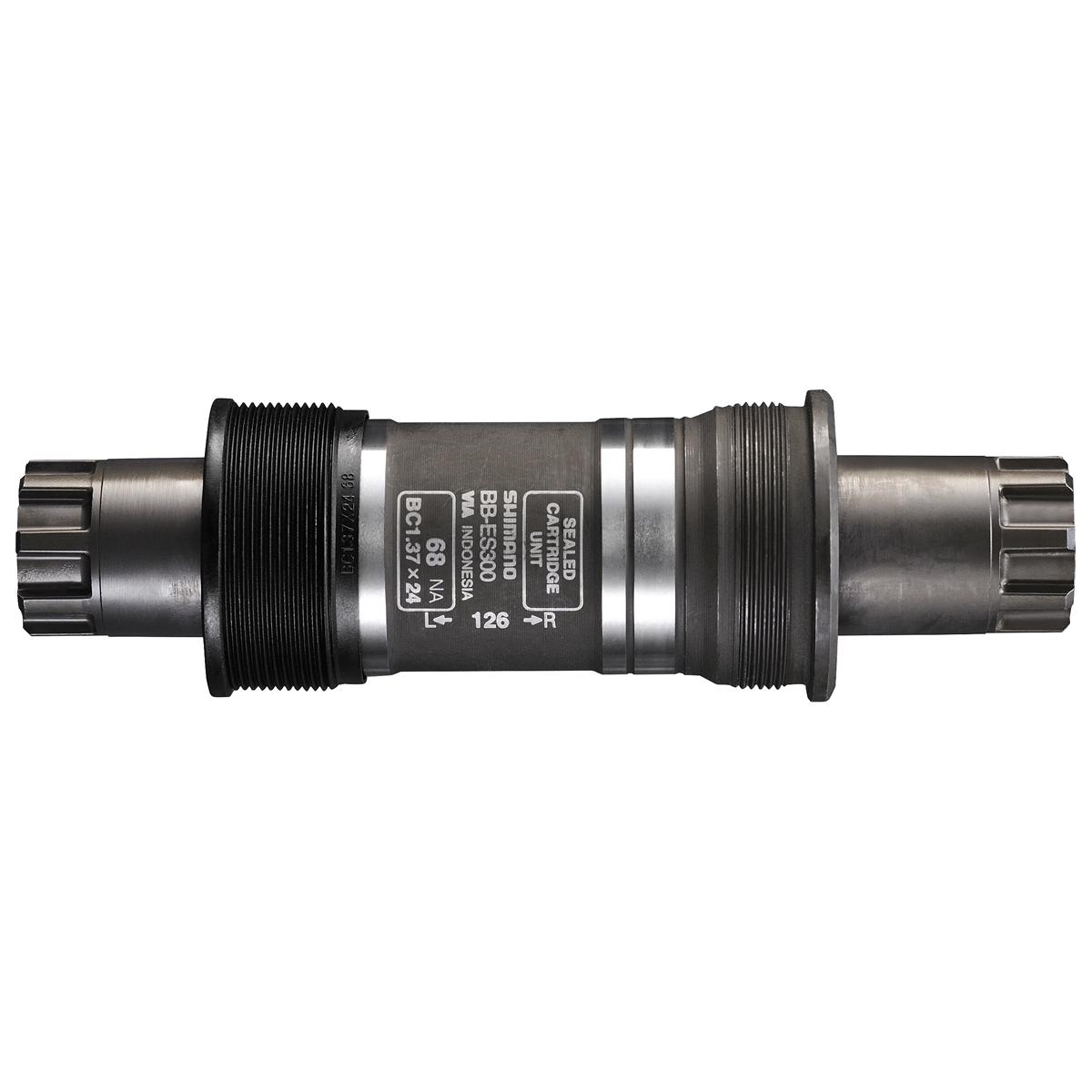 Boîtier de pédalier Acera BB-ES3000 Octalink BSA 118 x 73 mm