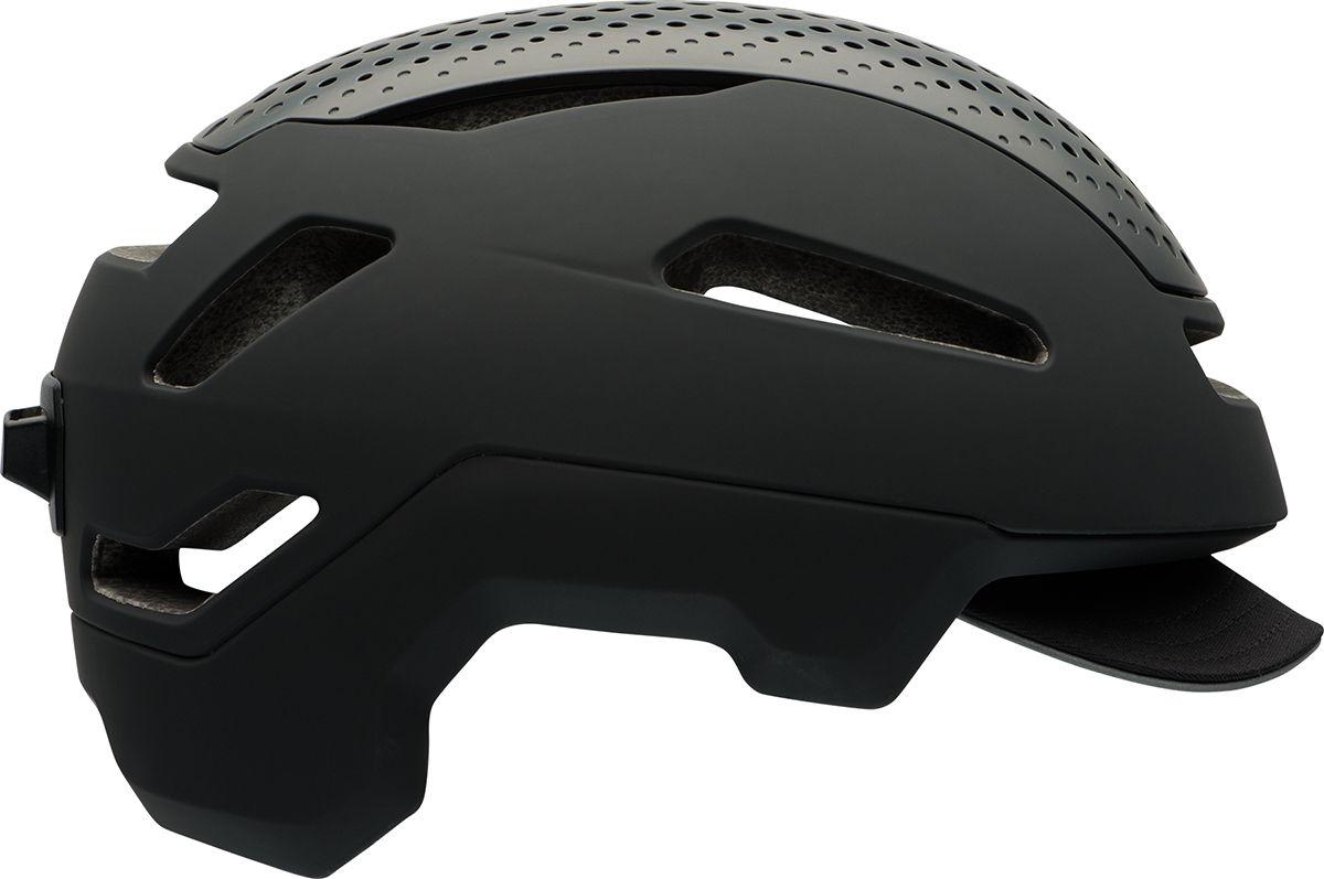 Casque Bell HUB Noir Mat - M (55-59)