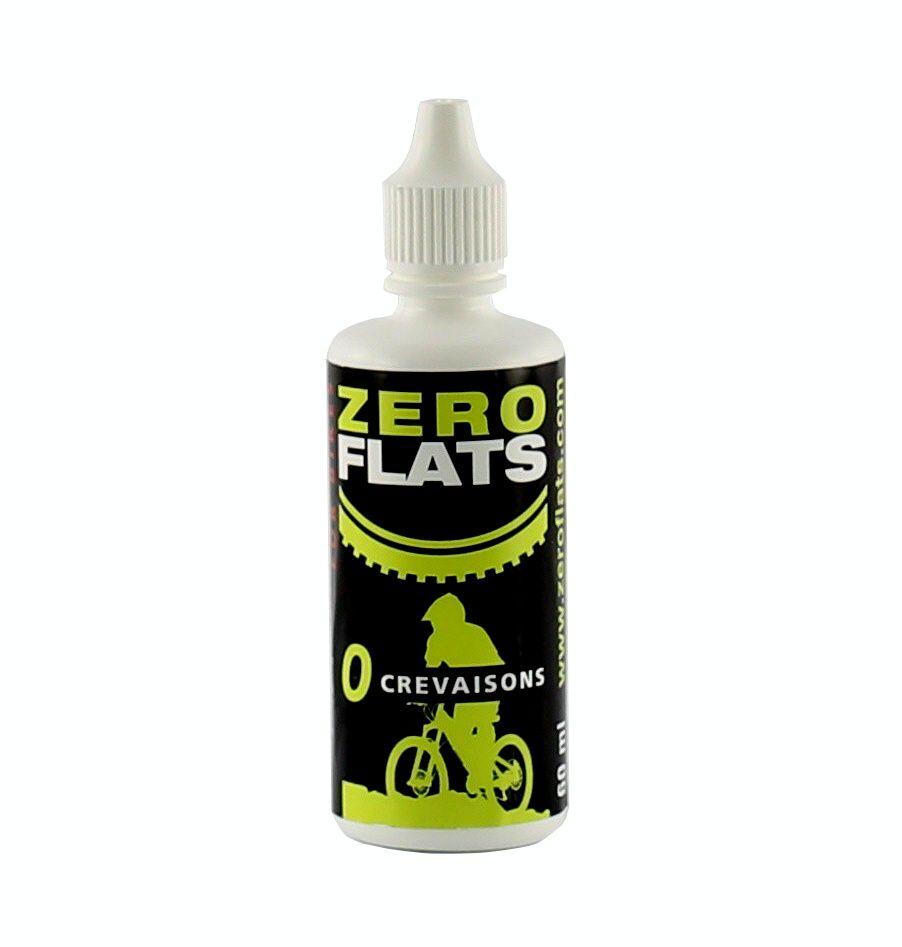 Liquide préventif anti-crevaison ZeroFlats 60 ml