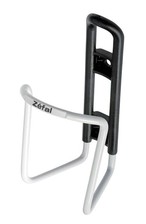 Porte-bidon Zéfal Alu Plast 122 fil 6 mm Blanc