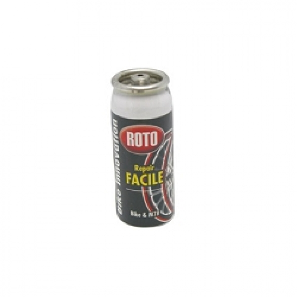 Bombe réparation Roto Repair facile 50 ml
