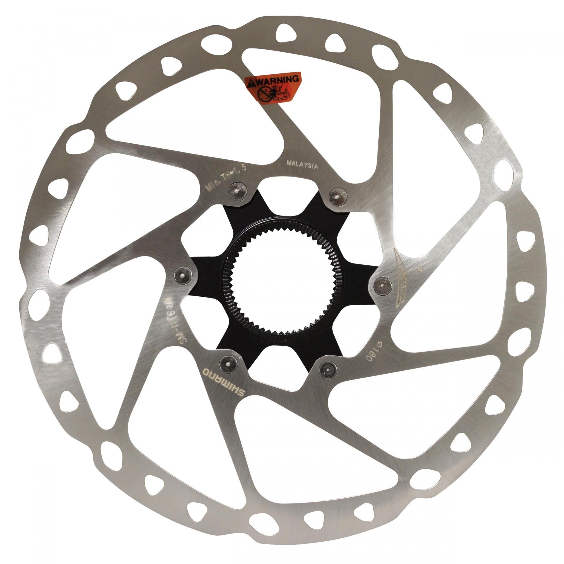 Disque de frein Shimano SM-RT64M CenterLock 180 mm