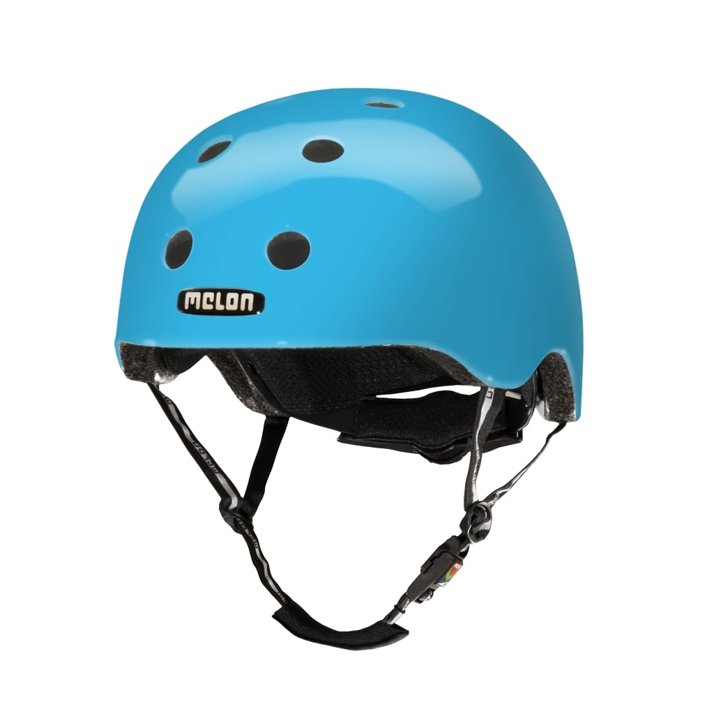 Casque enfant Melon Urban Active Pure Glossy Cyaneon
