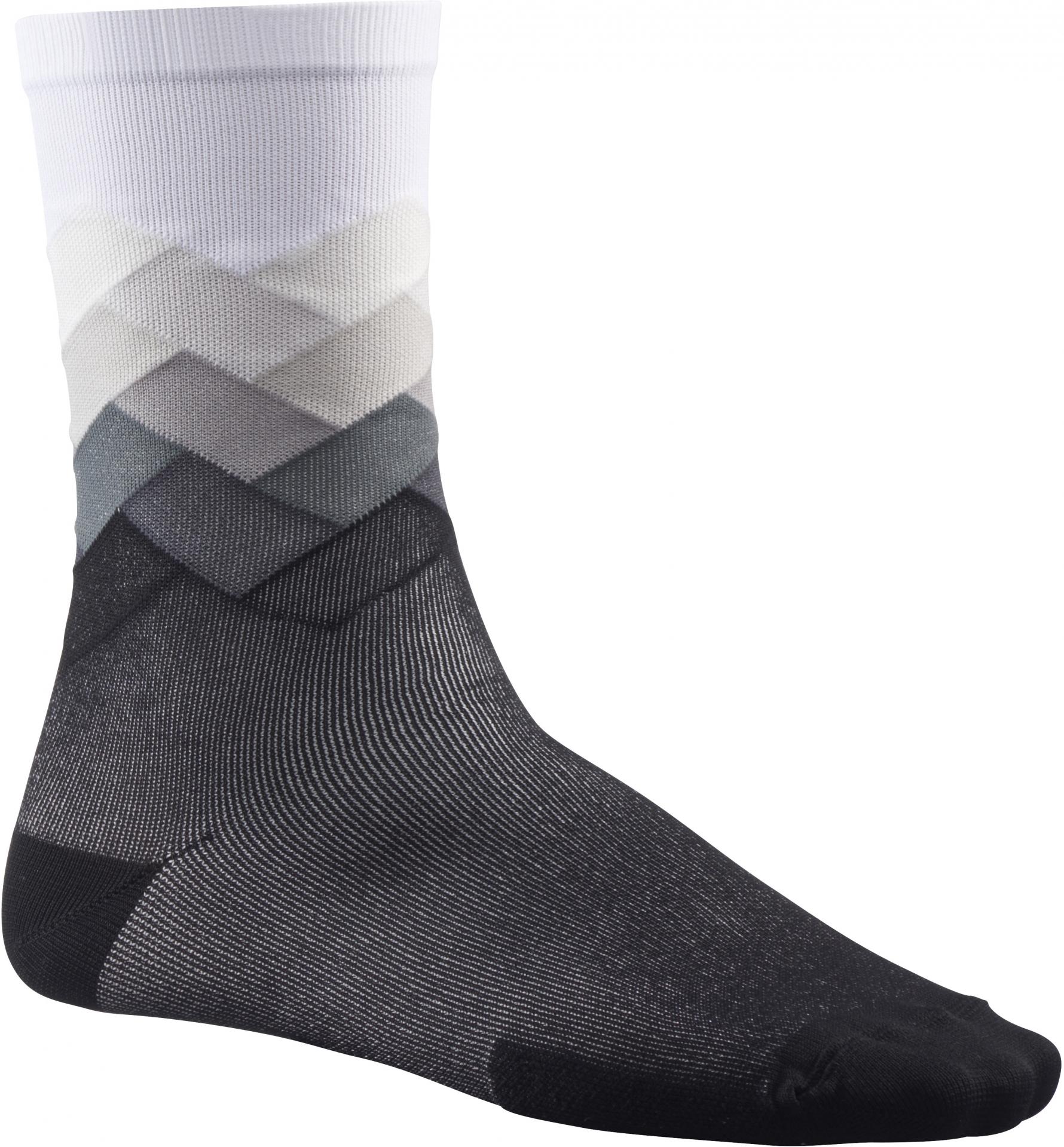 Chaussettes Mavic Cosmic Graphic Sock Blanc - 35/35
