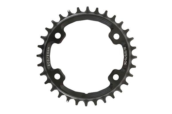 Plateau Massi BCD 96 mm comp. Shimano XT M8000 34 dents