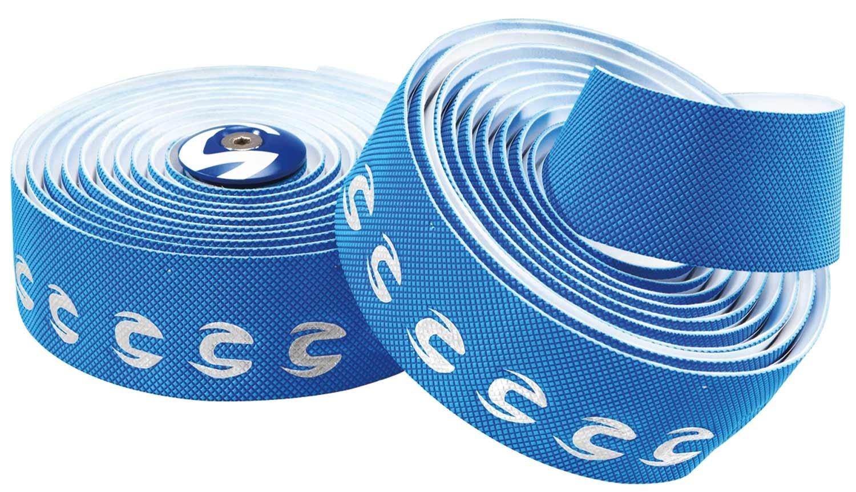 Ruban de cintre Cannondale Pro Grip Gel Bleu