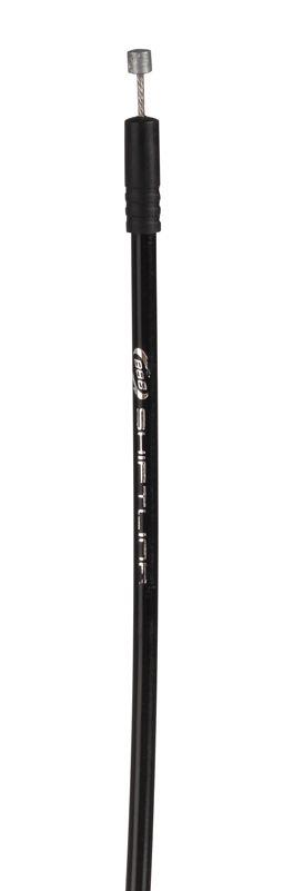Kit câblerie dérailleur BBB ShiftLine comp. Campagnolo (noir) - BCB-05C