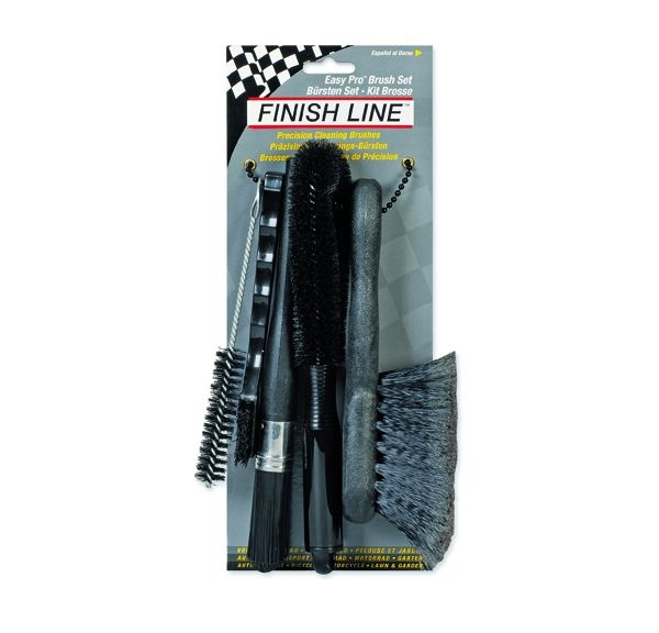 Kit brosses Finish Line Easy-Pro Brush Set