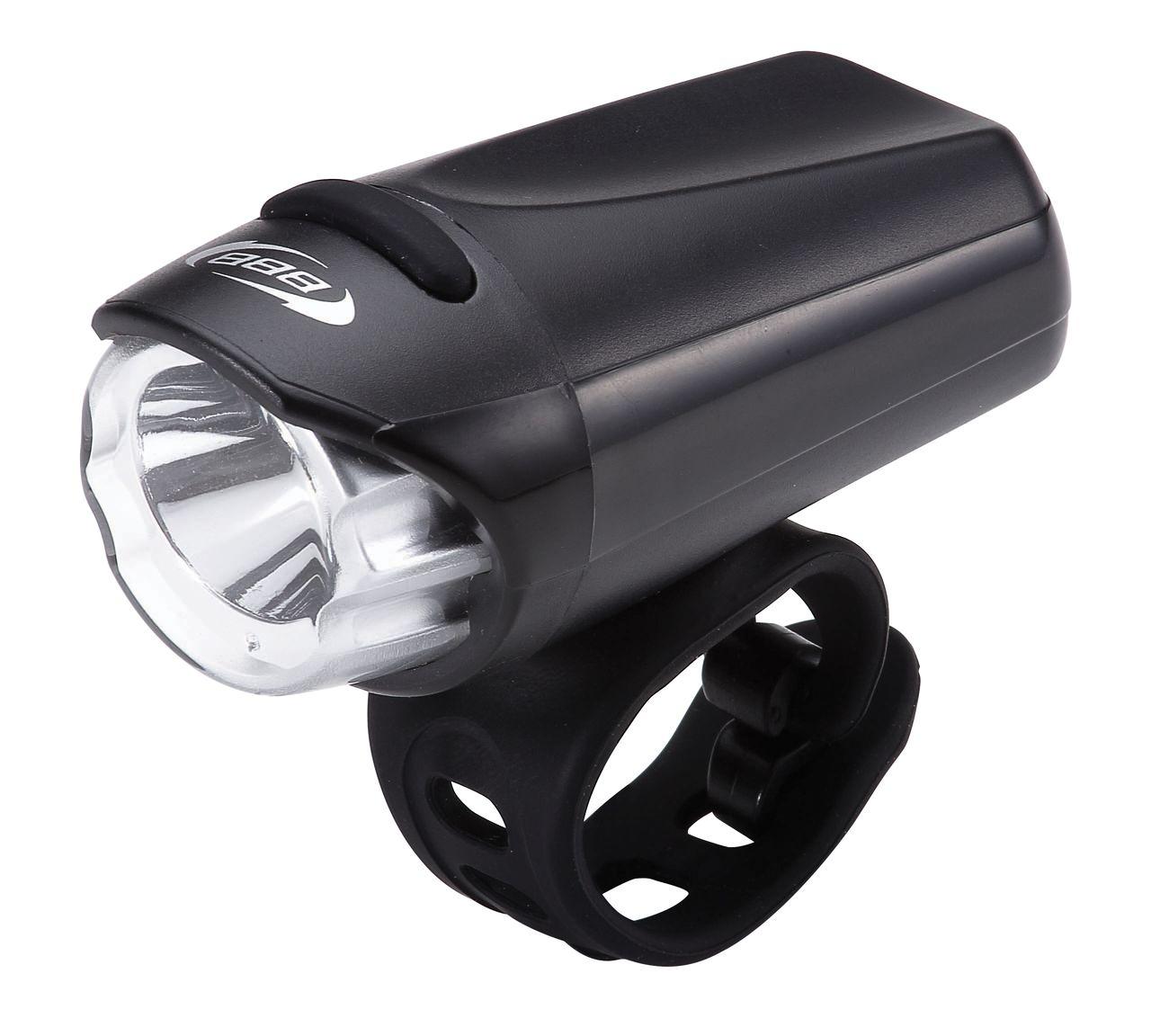 Éclairage AV BBB EcoBeam LED à piles Noir - BLS-75