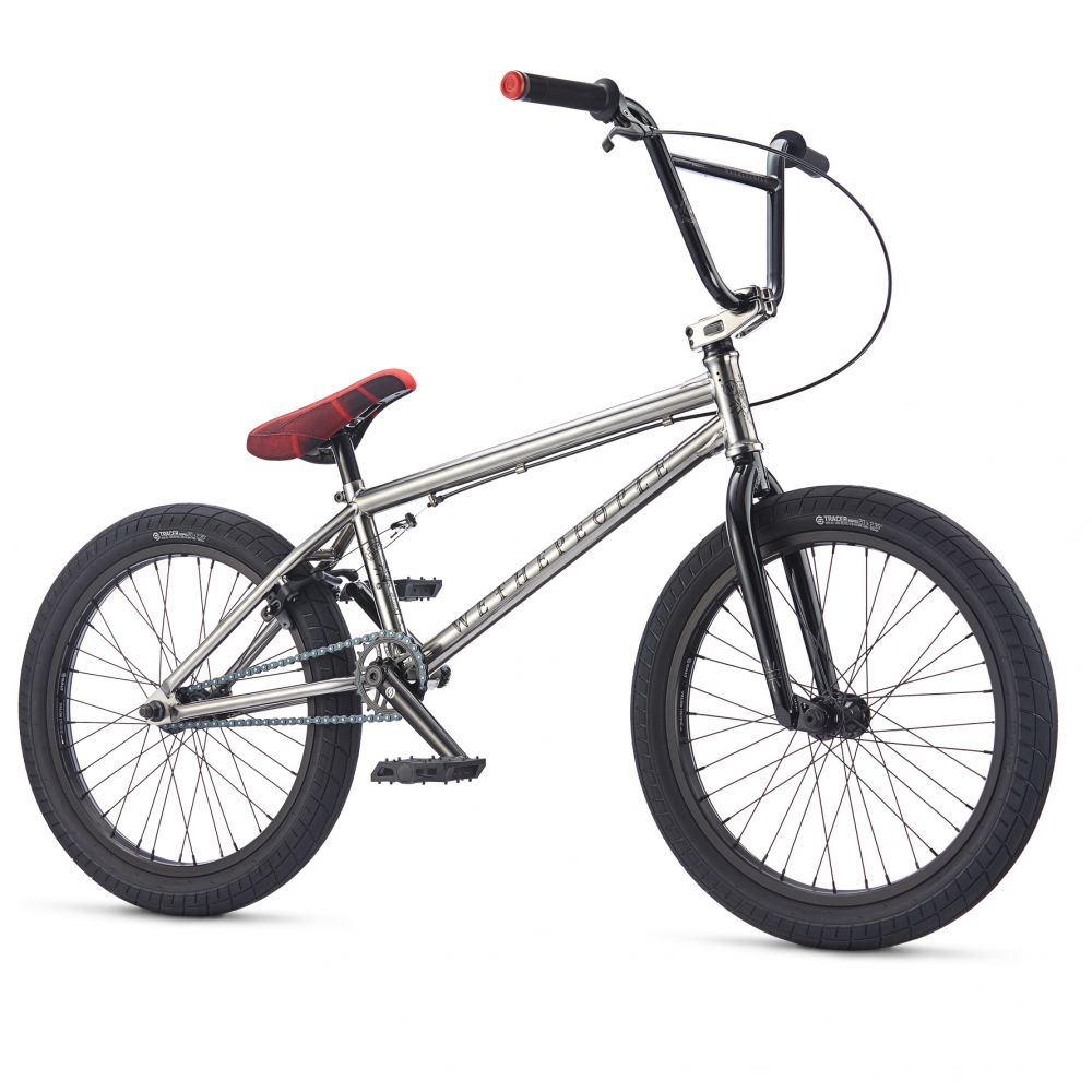 BMX WTP Arcade TT20.50 Chrome Smoked 2017