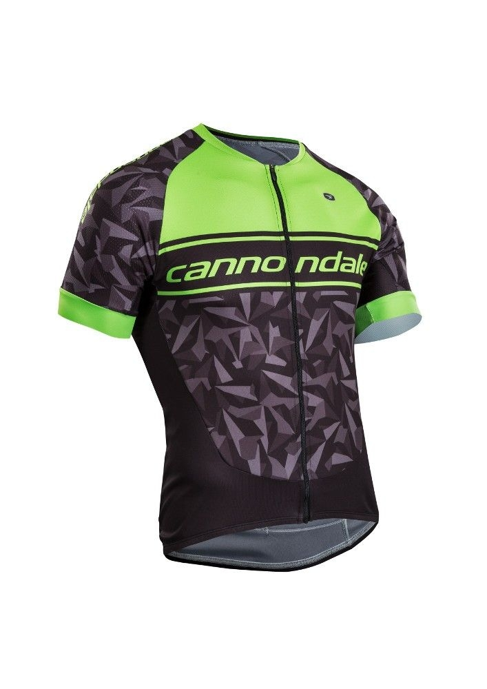 Maillot Cannondale by Sugoi RS Training Jersey Noir Camo - S