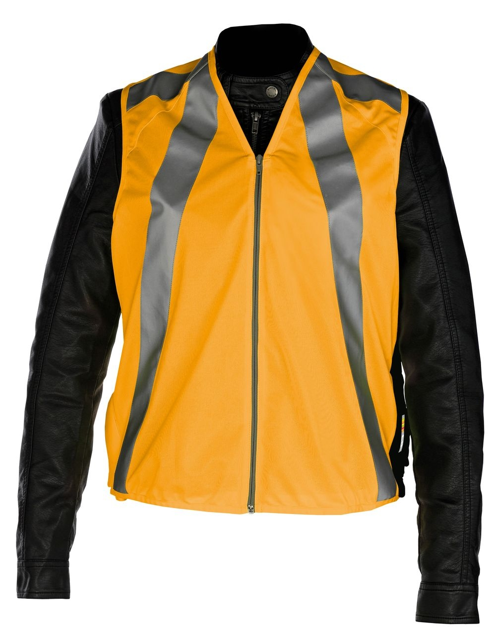 Gilet de sécurité ville L2S Urban Orange fluorescent - S