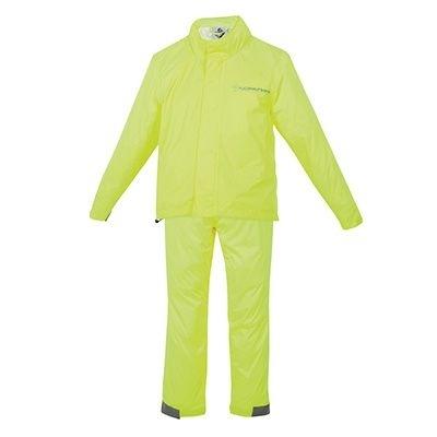Vêtement de pluie Tucano enfant Jaune fluo - 5/6 ans
