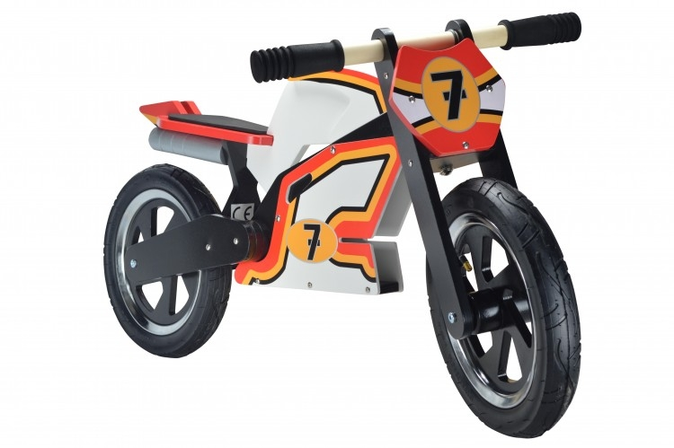 Draisienne Kiddimoto Heroes Barry Sheene 2 ans
