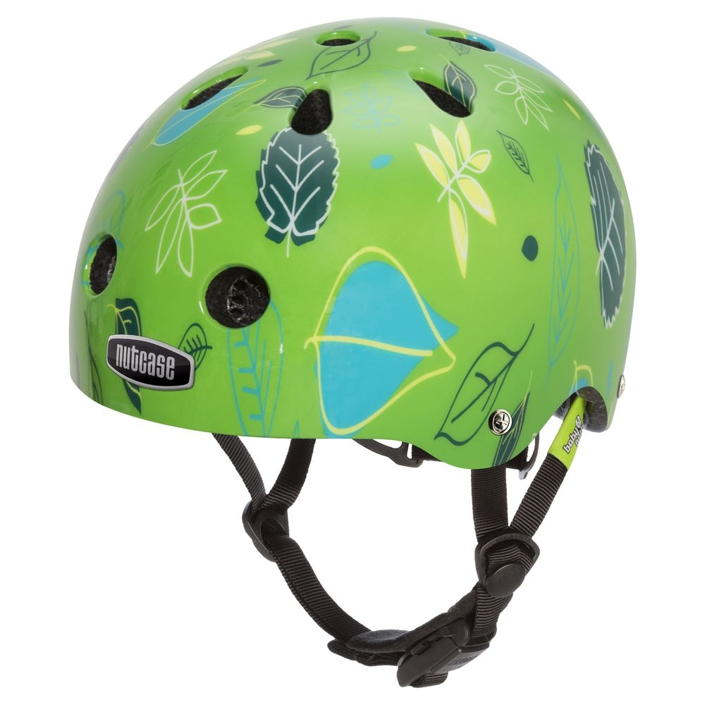 Casque bébé Nutcase Baby Nutty Go Green Go
